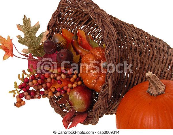 Fall Pumpkin - csp0009314