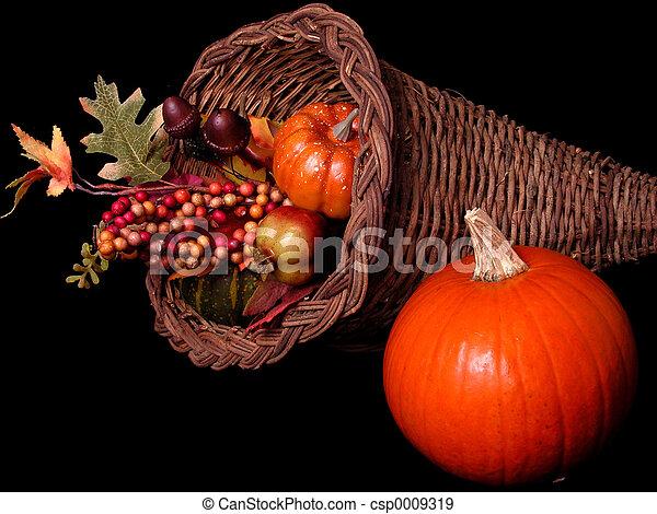 Fall Pumpkin v3 - csp0009319