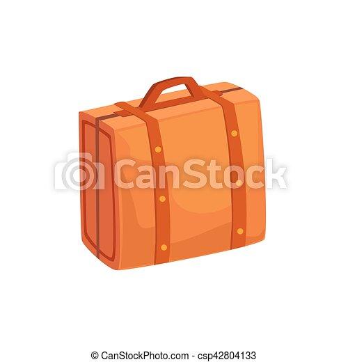 fall, sak, läder, tillbehör, kollektion, bagage, väska, old school, handväska, tecknad film, man