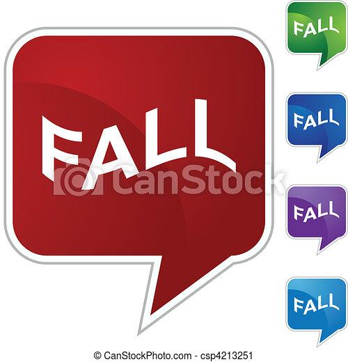 Fall - csp4213251