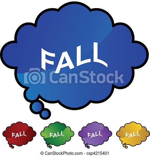 Fall - csp4215401