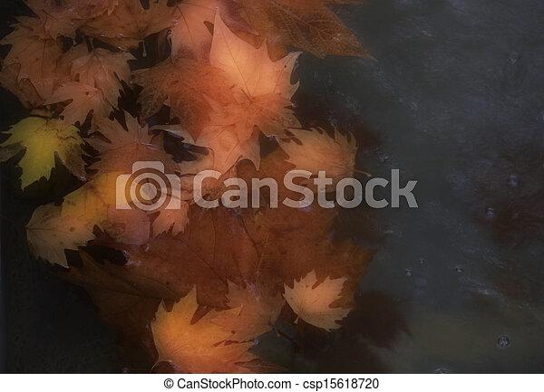 Fall's dream - csp15618720