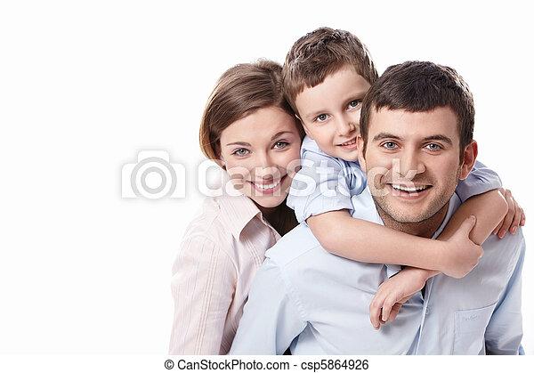 família - csp5864926