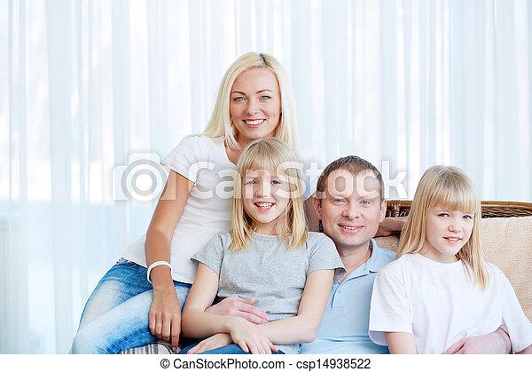 família, lazer - csp14938522