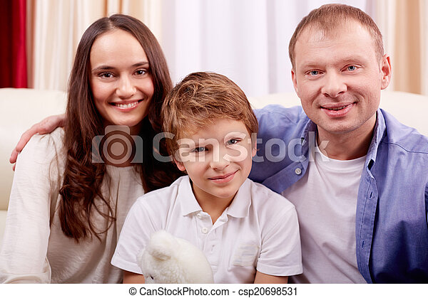 família, lazer - csp20698531