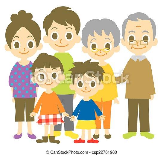 famiglia - csp22781980