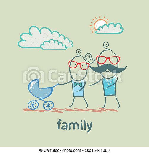 Familia - csp15441060