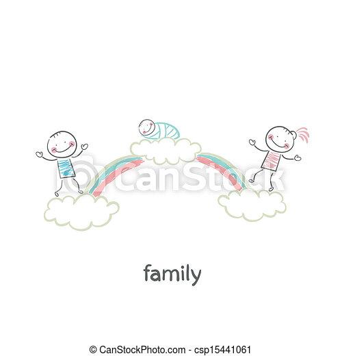 Familia - csp15441061