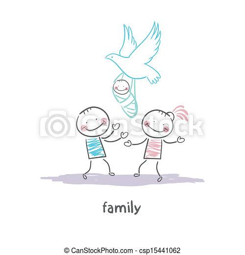 Familia - csp15441062