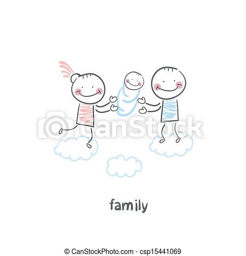 Familia - csp15441069