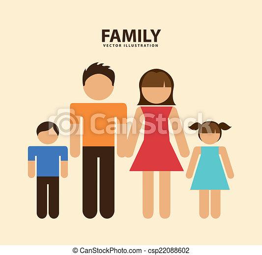 Familia - csp22088602
