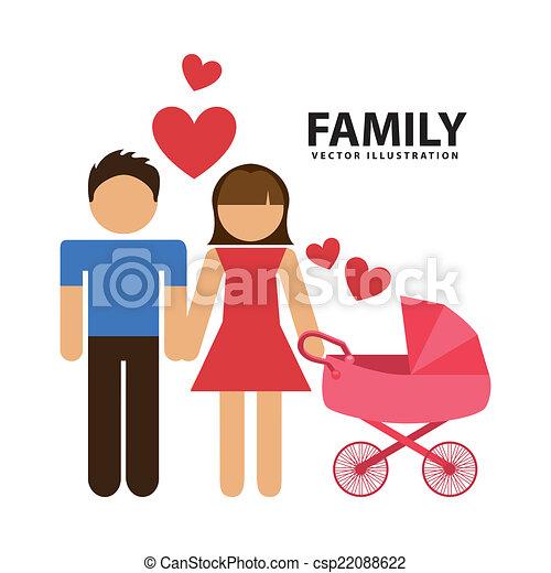 Familia - csp22088622
