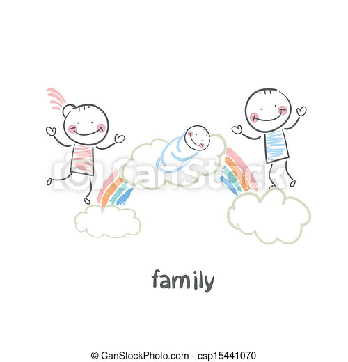Familia - csp15441070