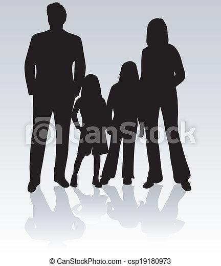 Familia - csp19180973