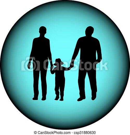 Familia - csp31880630