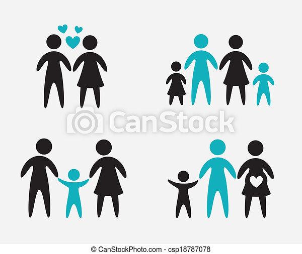 familiy design  - csp18787078