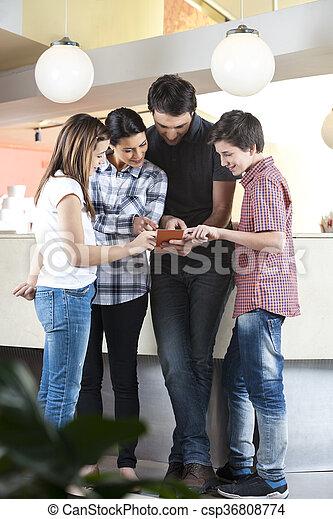 Familj Meny Is Fyra Välja Kräm Familj Meny Disk Is Fyra