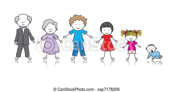 famille - csp7178209