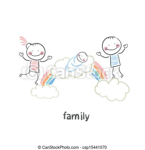 famille - csp15441070