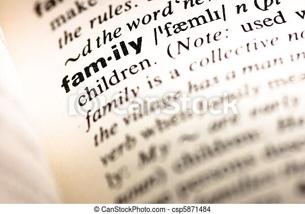 famille - csp5871484