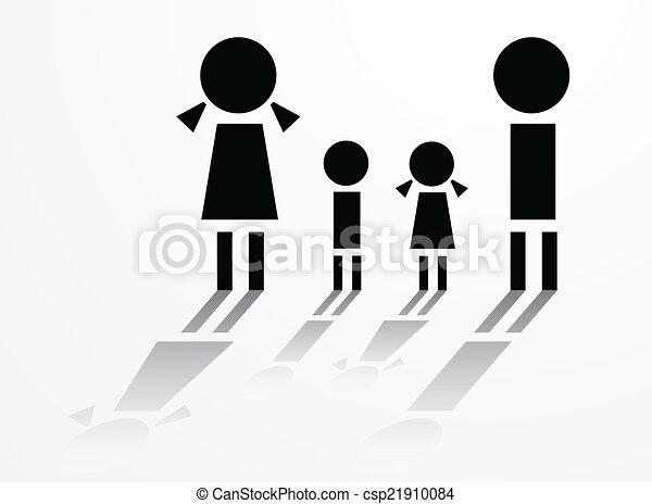 Family concept - csp21910084