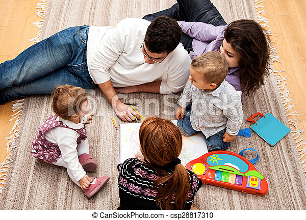 family education group - csp28817310