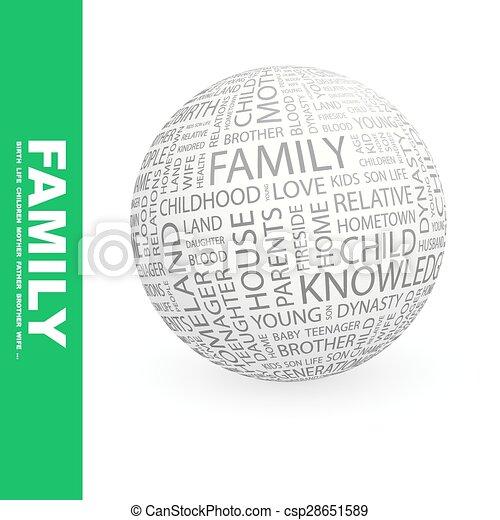 family. - csp28651589