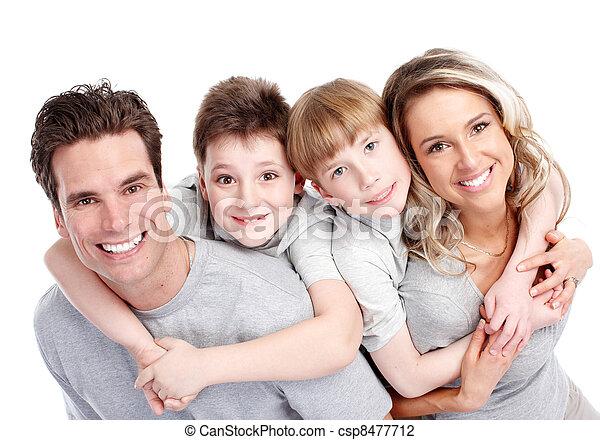 family., feliz - csp8477712