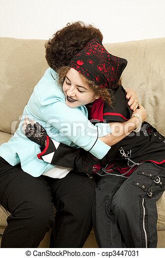Family Love - csp3447031