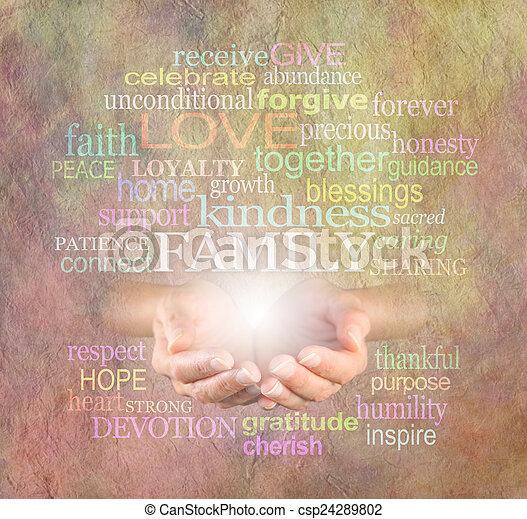 Family Matters - csp24289802