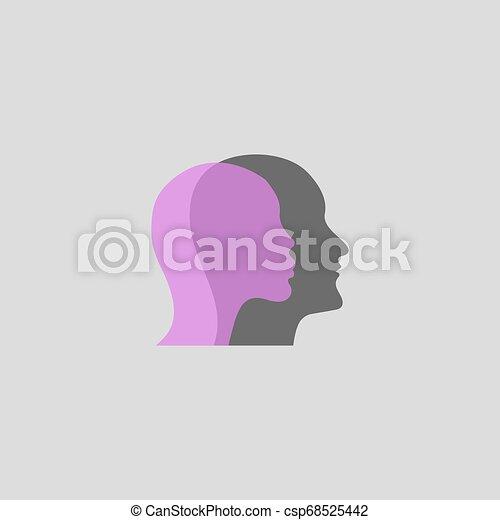 family psychology icon - csp68525442