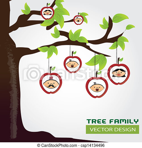 family-tree-drawing_csp14134496 Awesome Family Tree Vector Art @koolgadgetz.com.info