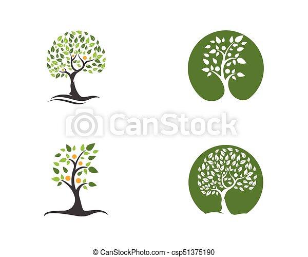 Family Tree Logo Template Family Tree Symbol Icon Logo Design