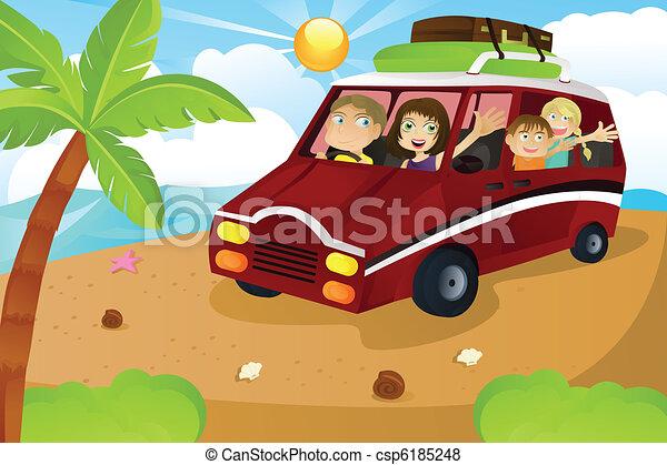 Family vacation - csp6185248