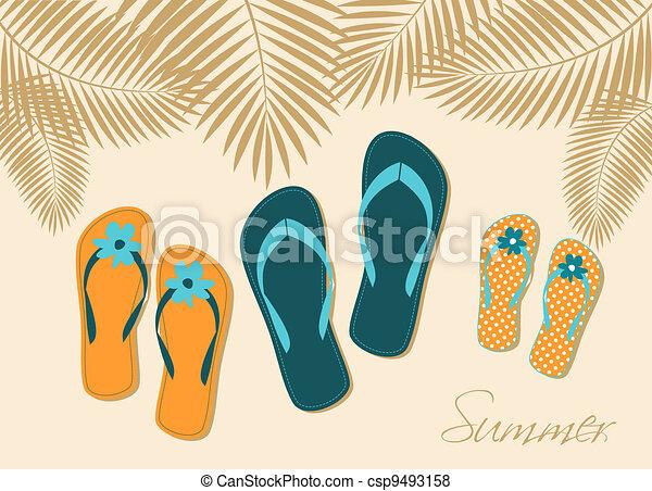 Family Vacation - csp9493158