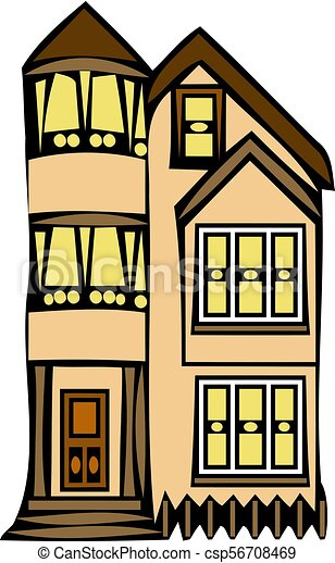 family vacation house mansion real estate in rural area clip rh canstockphoto com mansion house clipart mansion clipart