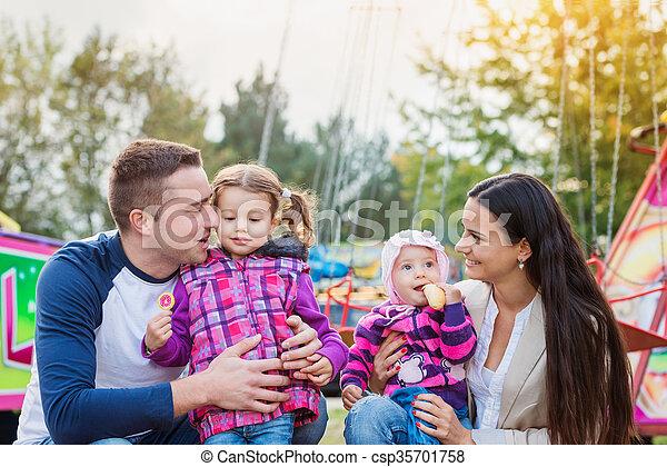 Teens Enjoying Time Together