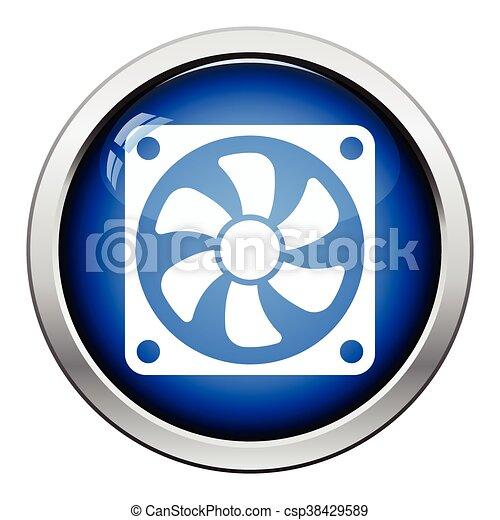 Fan icon - csp38429589