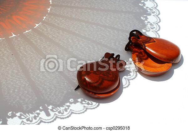 fan shadow - csp0295018