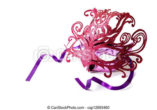 Fancy Mask - csp12693460