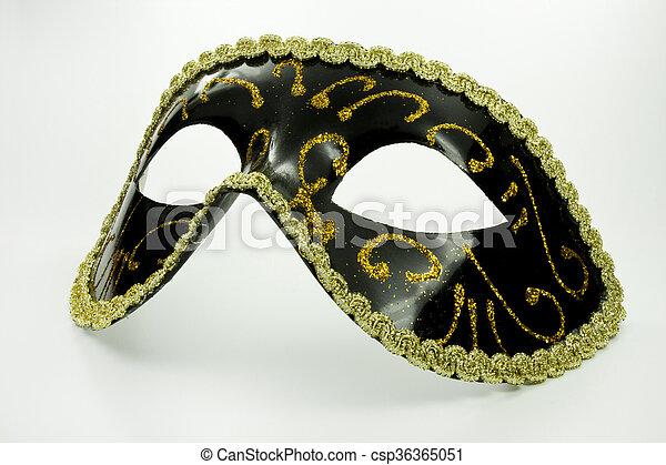 fancy mask - csp36365051