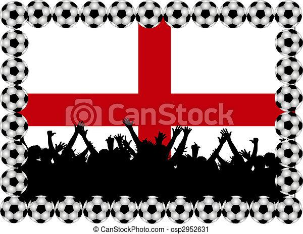Fans Fussball England