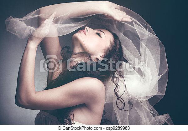 fantasía, belleza - csp9289983