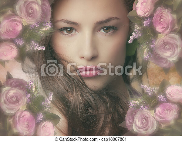 fantasie, beauty - csp18067861