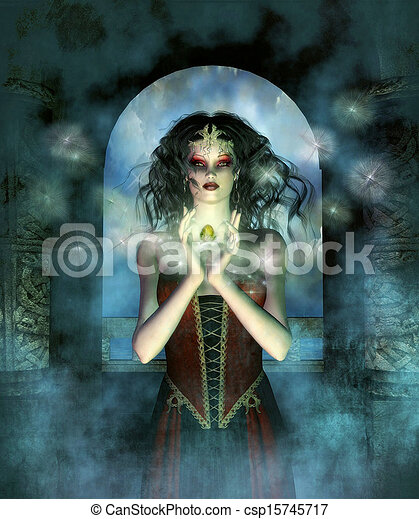Fantasy and Magic - csp15745717