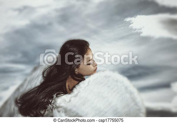 fantasy angel - csp17755075