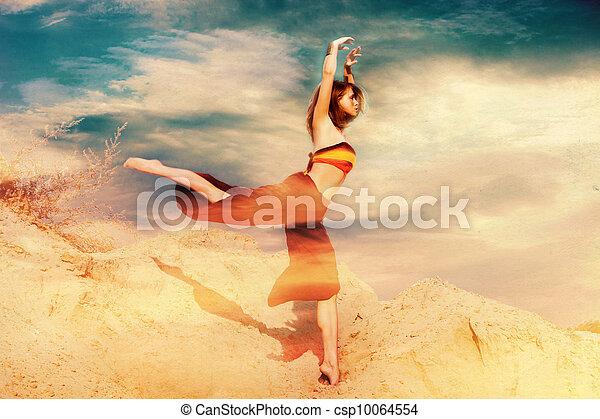 fantasy dance - csp10064554