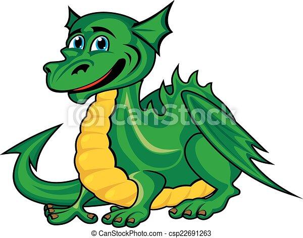 fantasy green dragon kid fantasy green dragon in cartoon clip rh canstockphoto com fantasy clipart black and white fantasy clip art drivethrurpg