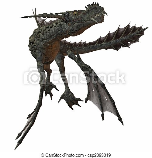 Fantasy Monster - csp2093019