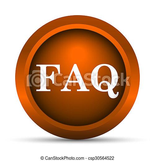 FAQ icon - csp30564522